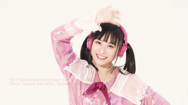NMB48現役メンバーが『ハッピーシンセサイザ』を歌って踊ってみた! キレのあるダンスとキラキラ笑顔に「もはや2次元」「かわいいの具現化」の声【踊り手:梅山恋和】