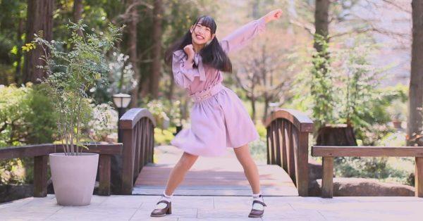 ツインテお嬢様によるダンスが健康的すぎてゴメンナサイ!「笑顔たまら~ん♡」「きゅんきゅん極めてる」と癒やされる人続出