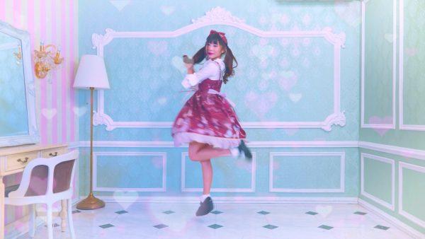 ミニスカワンピのスイート美少女が踊ってみた! 甘々100%キュートダンスに「本当のお姫様みたい」「まぢ天使優勝」の声