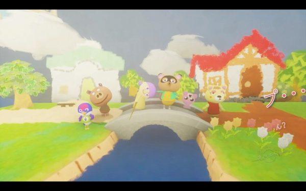 "Switch品薄で遊べない友達のために『あつ森』を完全再現!? ""ゲームを作るゲーム""で再現した作品が完成度バツグンなのにネタ満載でカオスすぎる"