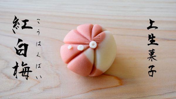 """おうち時間で和菓子作り! 上生菓子""""紅白梅""""をサラリーマンが趣味で制作、視覚と味覚で甘美を味わう"""