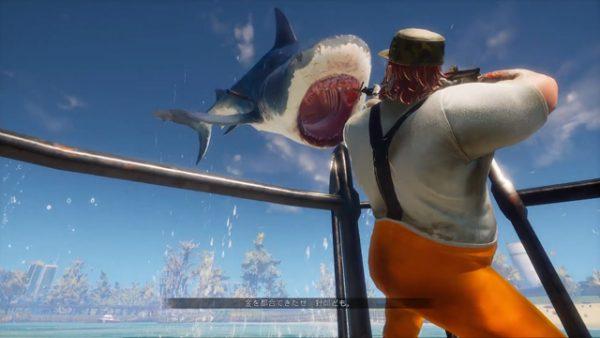 船すら破壊する「人食いザメ」アクションゲームがスゴイ! 人を食い散らかす姿に「めっちゃアクロバティック」「スピード感凄いなw」の声