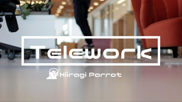 音楽映像作品『テレワーク』がハイセンスで心地よき! 自宅で働く人の日常に溶け込むパーティーパロットがかわいい