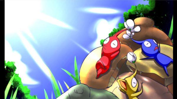 可愛く動く『ピクミン』の自主制作アニメがすっごーい! 「躍動感ヤバい」「え、これ手描きなん?!」の声