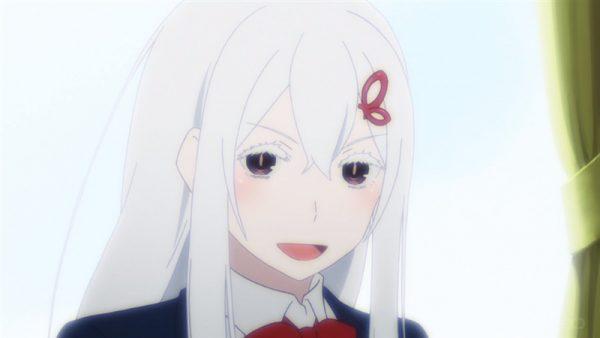 制服姿のエキドナがかわいい! 『Re:ゼロから始める異世界生活 2nd season』第4話コメント盛り上がったシーンTOP3