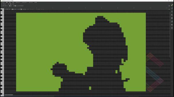 『Bad Apple!!』の影絵のほうを歌声合成ソフトで再現! ピアノロールに流れる美しい影絵に「これそういうソフトじゃねーから!」の声