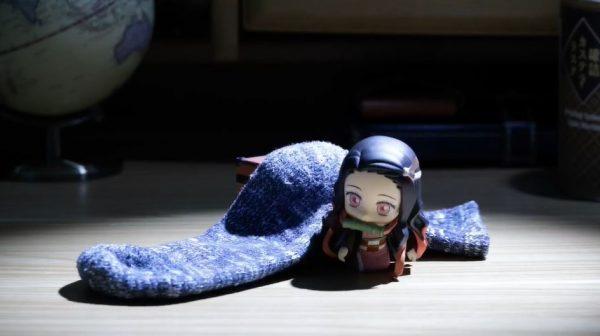 『鬼滅の刃』禰豆子のコマ撮りアニメが凄すぎる…「靴下くさい!」と蹴り飛ばすキレッキレの動きに「やべえええええ」「かわいい!」の歓声