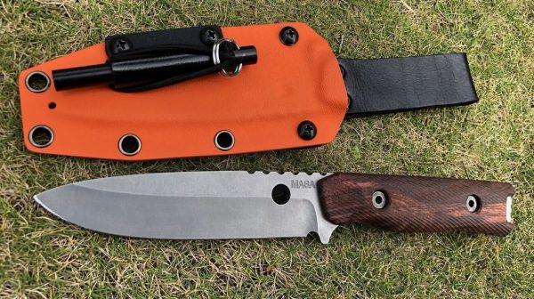 """家にあるもので「サバイバルナイフ」を作った…だと? """"ガチな機械""""を駆使して、キャンプにぴったりのナイフが完成!"""