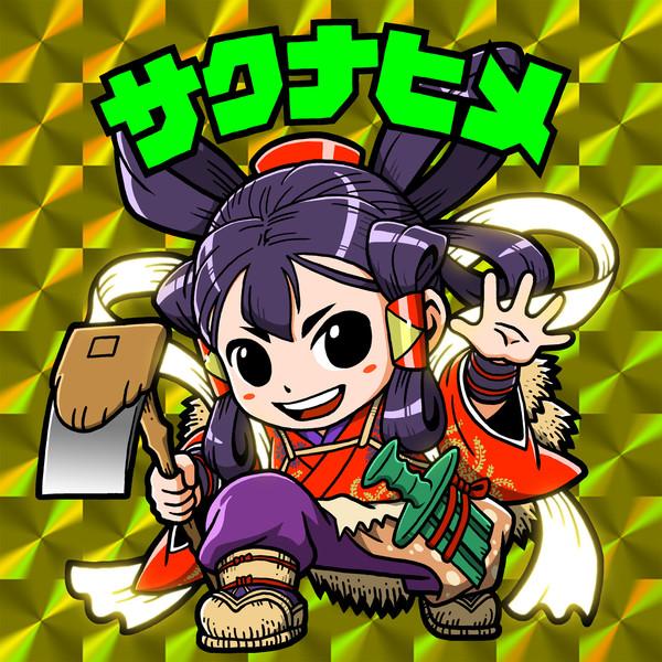 """和風アクション""""稲作""""RPG!! 『天穂のサクナヒメ』サクナヒメのイラスト特集"""