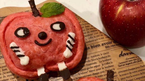 『デレマス』辻野あかりの「りんごろう」っぽいアップルパイを作ったんご! 見事な再現度に「こいつはりんごろう」の声