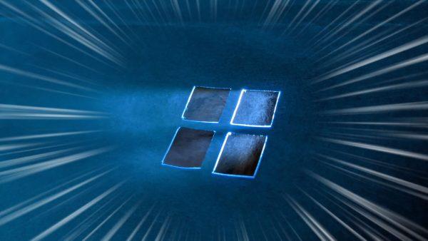 Windows10の壁紙を100均の色画用紙で再現しようとしてみた! パチもん感ただよう完成品に「っぽいけど…w」と微妙な空気流れる