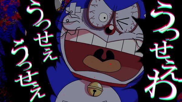 ドラえもん(水田わさびver)の声真似で『うっせぇわ』を歌ってみた! かわいい声と荒ぶる歌唱のギャップにシュールさが大爆発