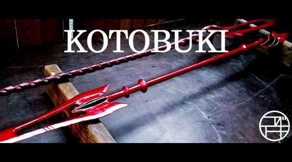 『シン・エヴァンゲリオン』カシウスの槍を作ってみた! アルミ鋳造と金属加工で試行錯誤を重ねて完成した作品に「うつくしい」の声