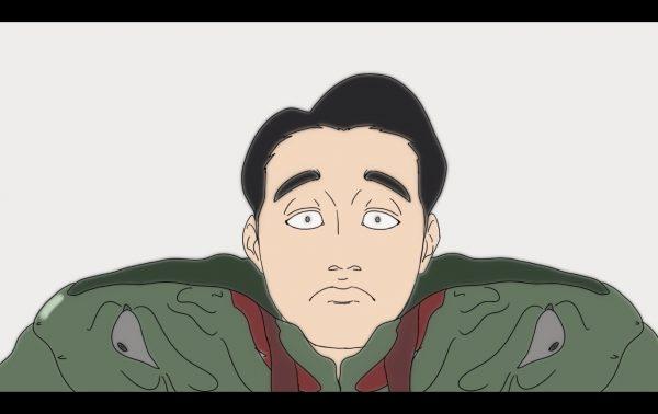 バナナマン日村と乃木坂46齋藤飛鳥を戦わせてみた!? 怪物を蹴ったら中からあの人が…めちゃそっくりな似顔絵アニメが超楽しい
