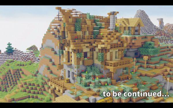 『Minecraft』建築勢がイチからサバイバルモードを楽しむ動画がスタート。サバイバルとは思えないこだわりの建築に驚きの声多数