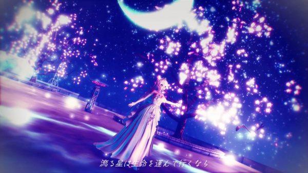 巡音ルカの美しすぎるMMD登場! 魔法のような光を織りなすステージに「綺麗な色」「見惚れてしまう」「魅せ方が上手い」と感嘆の声
