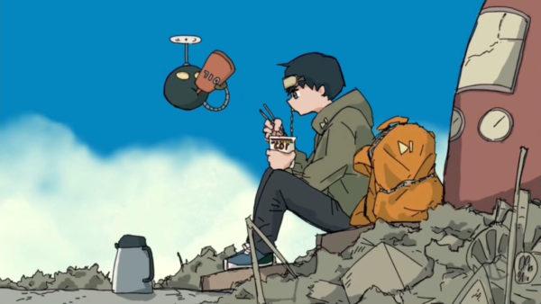 スカッとする2分アニメ登場! 少年がミサイル・スタンガン・超速キックを繰り出して悪党を次々なぎ倒すアクションシーンのテンポ感が最高