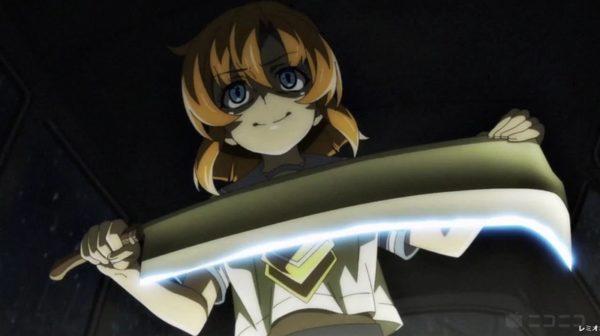 ナタを携えるレナに「抜刀」「伝家の宝刀」コメントが。『ひぐらしのなく頃に卒』第2話コメント盛り上がったシーンTOP3