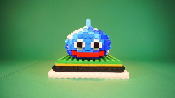 """「ドラクエ」のモンスターをレゴで作ってみた! スライム、キラーマシン、ガップリンや増殖するマドハンドを""""最高の相性""""で再現"""